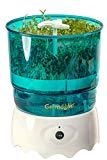 Germoglio - Germogliatore Automatico a basso consumo energetico con doppio programma, BPA-free, Siqur Salute